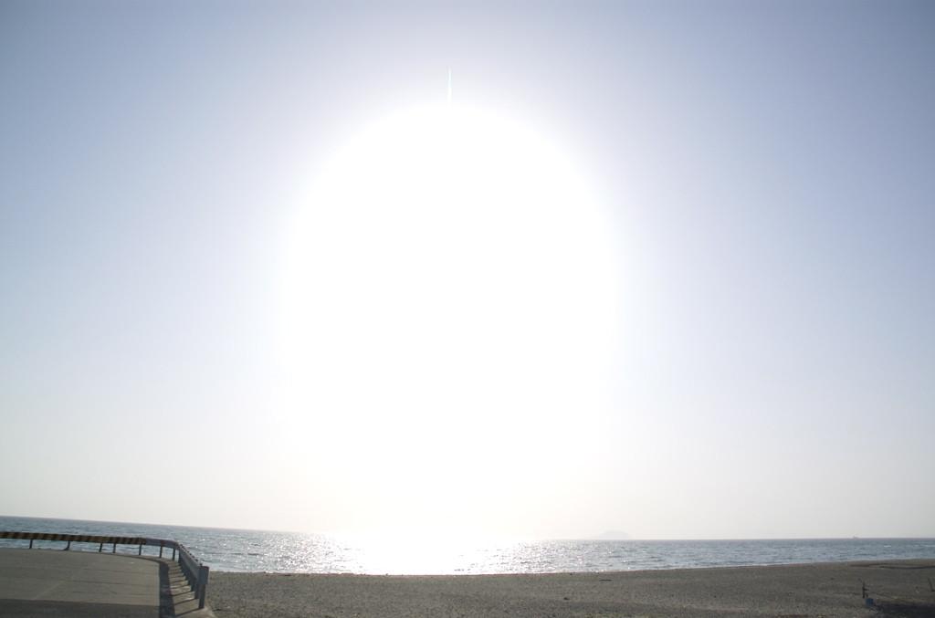 時間 日光浴