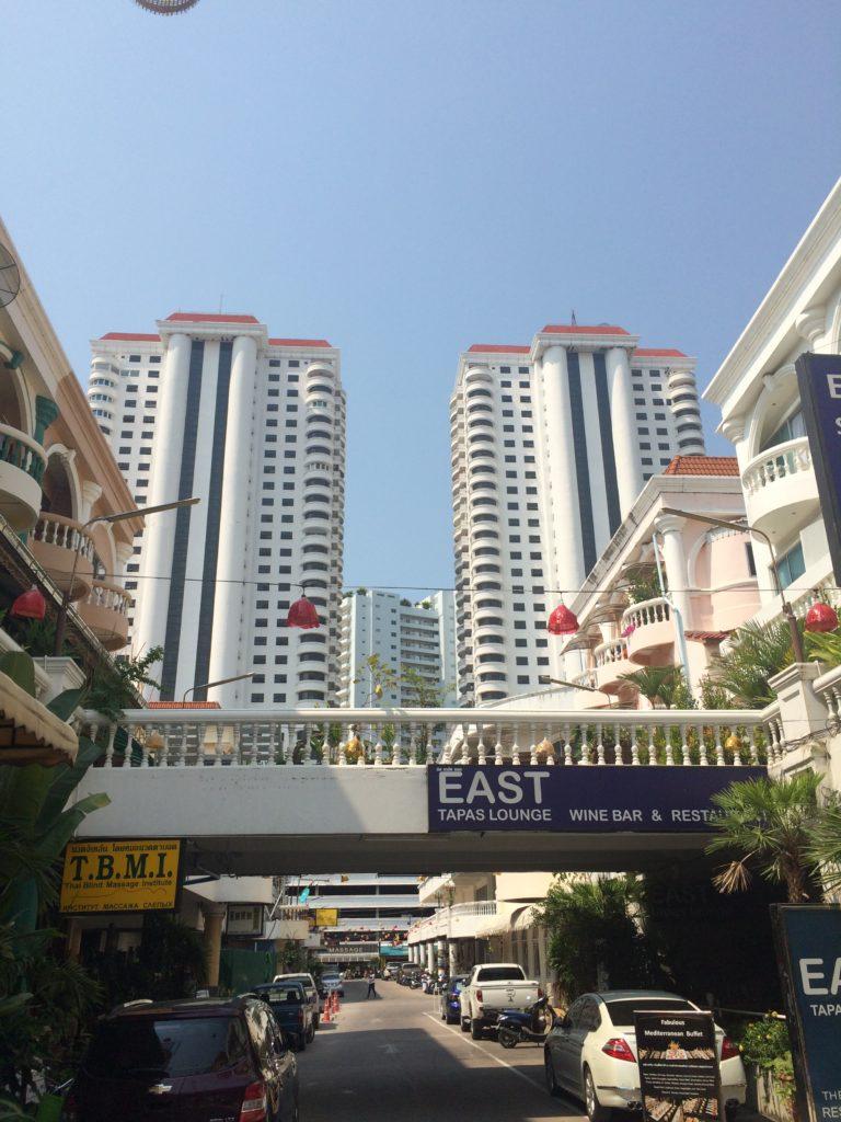 Jomtien hotel